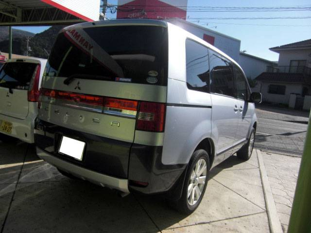 「三菱」「デリカD:5」「ミニバン・ワンボックス」「香川県」の中古車3