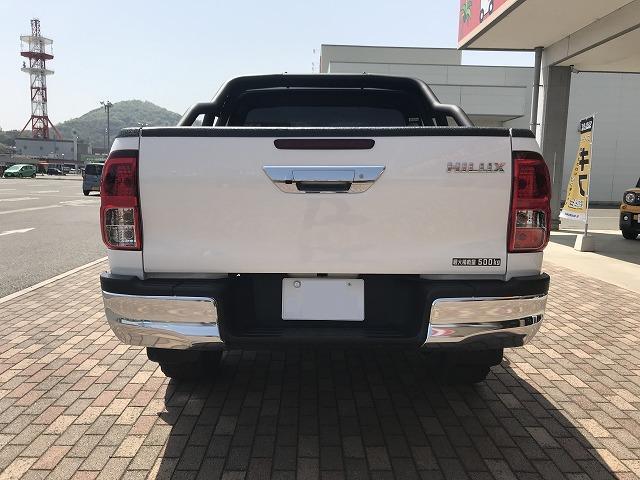 「トヨタ」「ハイラックス」「SUV・クロカン」「香川県」の中古車4