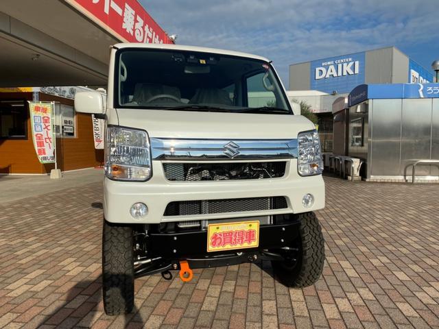 「スズキ」「エブリイワゴン」「コンパクトカー」「香川県」の中古車2