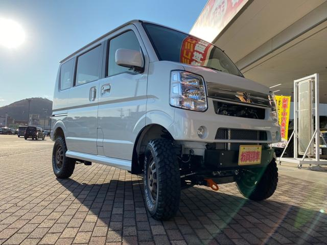 「スズキ」「エブリイワゴン」「コンパクトカー」「香川県」の中古車6