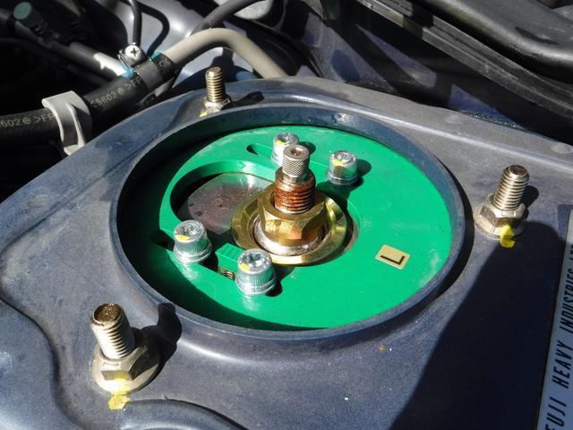 スバル インプレッサ WRX ボクサーサウンド タイミングベルト交換済