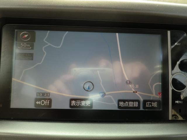 X HDDナビ フルセグTV 車検整備付き(10枚目)