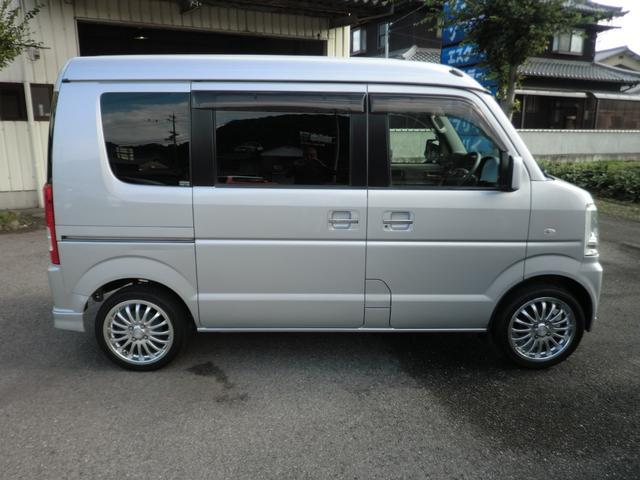 「スズキ」「エブリイワゴン」「コンパクトカー」「香川県」の中古車4