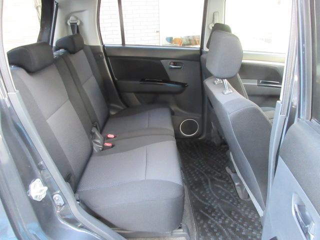 スズキ ワゴンRスティングレー X 社外SDナビ キーフリー