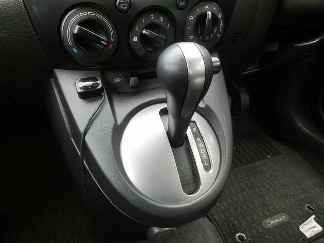 マツダ デミオ 13C ETC CD キーレス ABS 電格ミラー