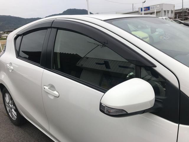 「トヨタ」「アクア」「コンパクトカー」「香川県」の中古車37