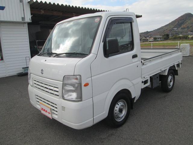 「スズキ」「キャリイトラック」「トラック」「香川県」の中古車7