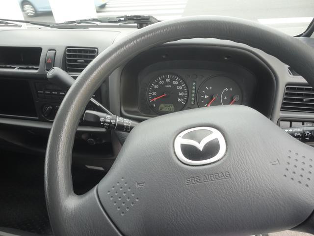 マツダ ボンゴバン ワイドローDX HR Wタイヤ 1t