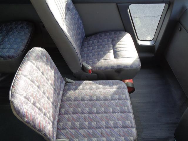 ロングSX 29人乗 スイング式自動ドア(8枚目)
