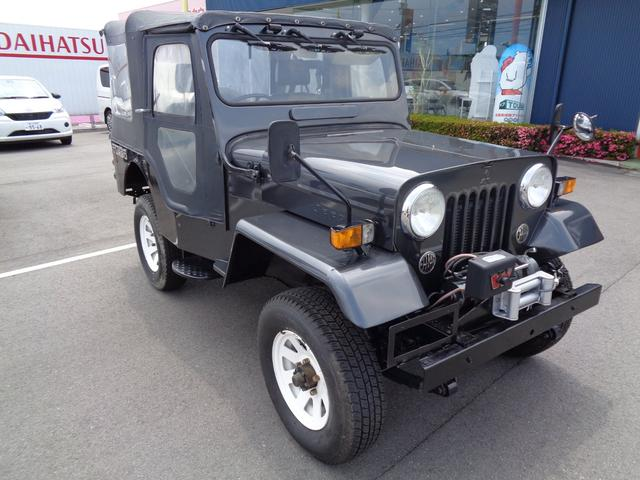 2700cc ディーゼル 4WD ウインチ付き(3枚目)