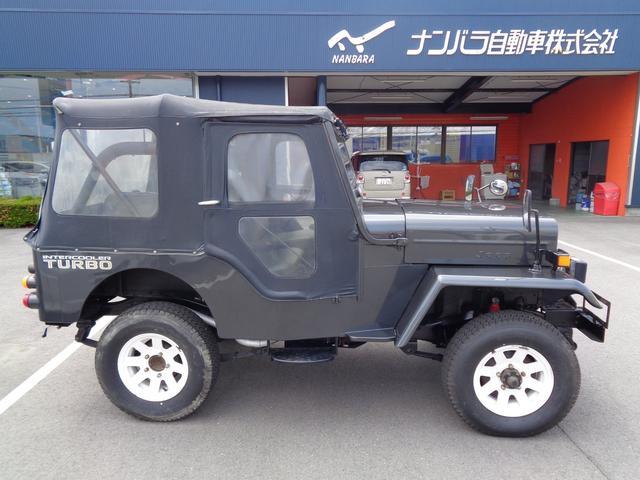 2700cc ディーゼル 4WD ウインチ付き(4枚目)