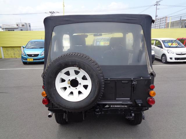 2700cc ディーゼル 4WD ウインチ付き(6枚目)