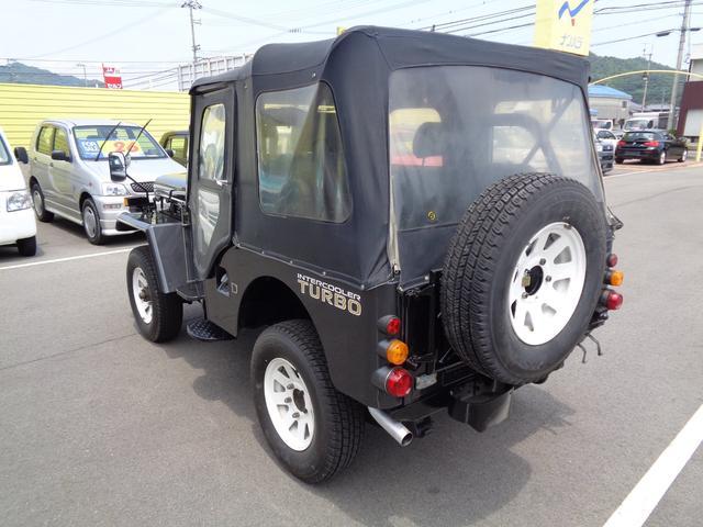 2700cc ディーゼル 4WD ウインチ付き(7枚目)