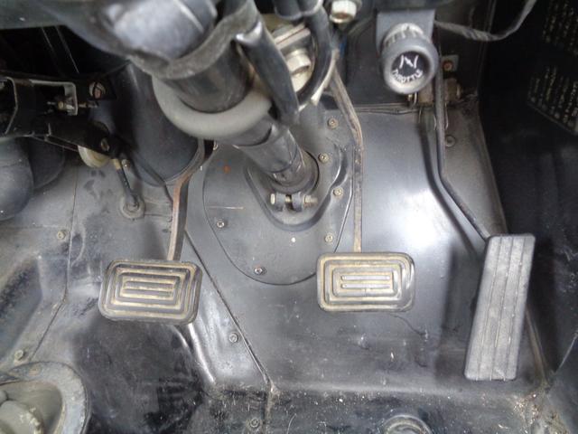 2700cc ディーゼル 4WD ウインチ付き(16枚目)