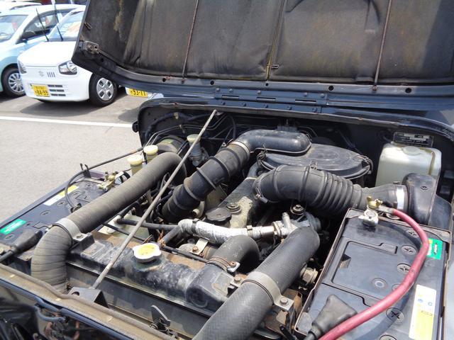 2700cc ディーゼル 4WD ウインチ付き(19枚目)
