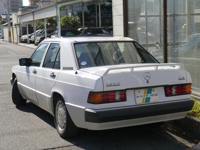 「メルセデスベンツ」「190クラス」「セダン」「香川県」の中古車12