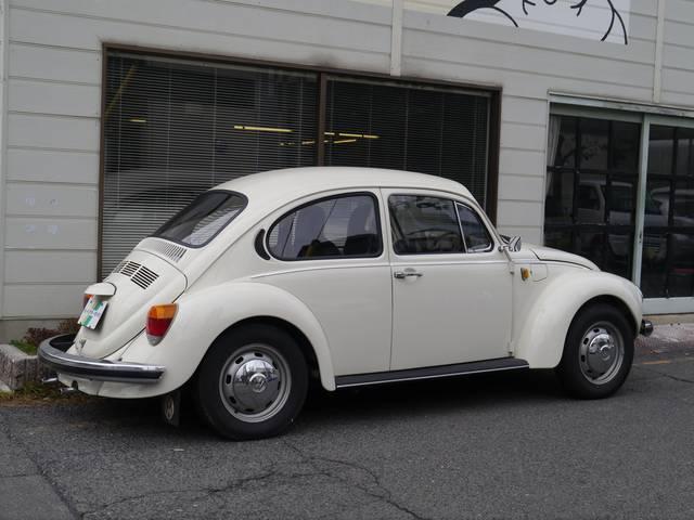 フォルクスワーゲン VW ビートル 1303S エアコン付き ノーマル車 元色全塗装済 禁煙