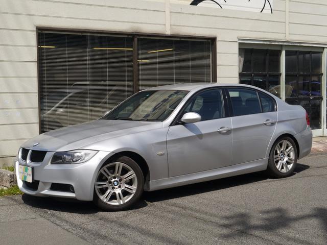 BMW BMW 320i Mスポーツパッケージ ナビ 禁煙 パワーシート
