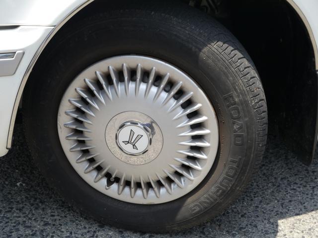 トヨタ マークII グランデ セダン 屋内保管 ノーマル車