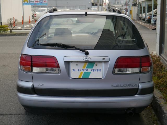 トヨタ カルディナ FZエクセレント パッケージ