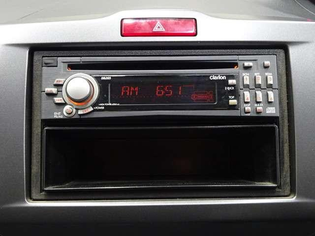 X 福祉車両 キーレスキー CDチューナー(3枚目)