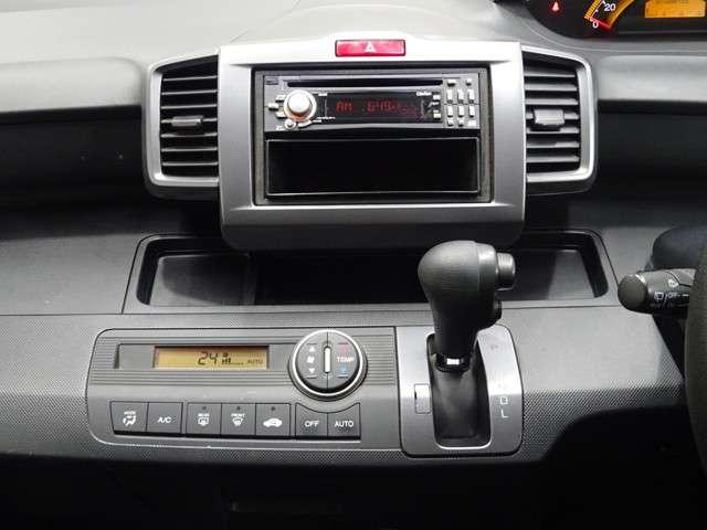 X 福祉車両 キーレスキー CDチューナー(17枚目)