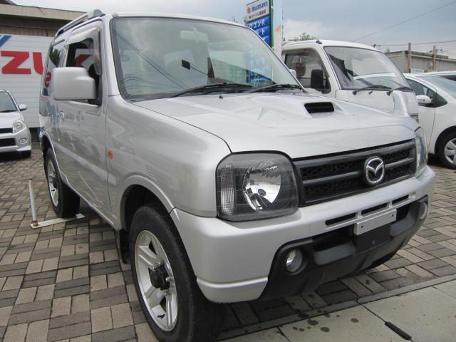 「マツダ」「AZオフロード」「コンパクトカー」「香川県」の中古車2