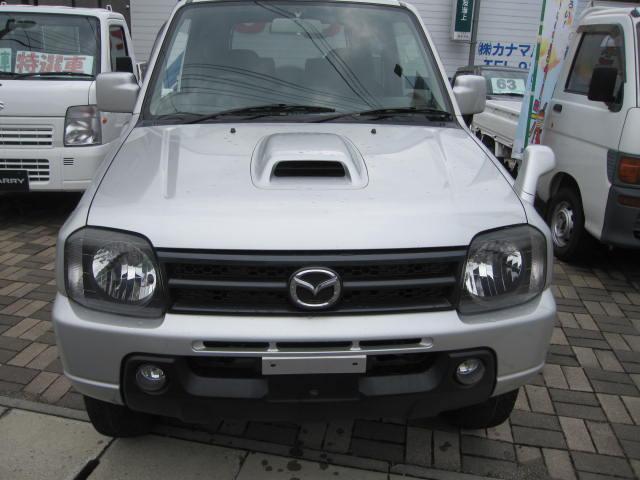 「マツダ」「AZオフロード」「コンパクトカー」「香川県」の中古車3