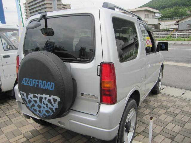 「マツダ」「AZオフロード」「コンパクトカー」「香川県」の中古車7