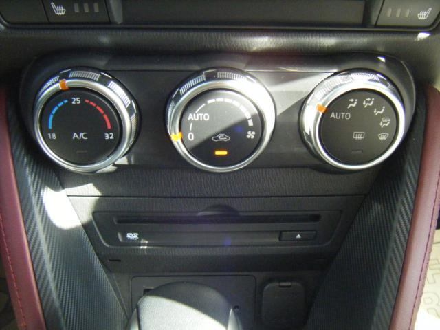 マツダ CX-3 XD ツーリング Lパッケージ 本革シート フルセグTV