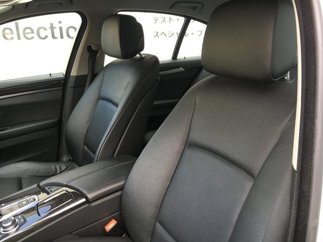 BMW BMW 523i 黒革パワーシート ナビTV バックモニター