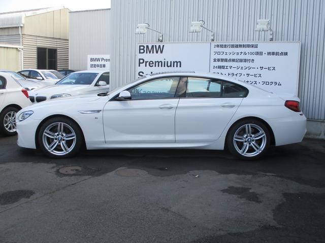 BMW BMW 640iグランクーペ Mスポーツ 電動ガラスサンルーフ