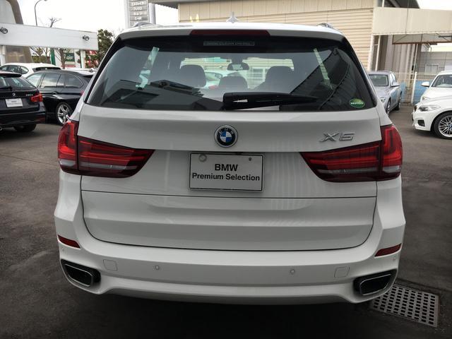 BMW BMW X5 xDrive 35d Mスポーツ サンルーフ 本革シート