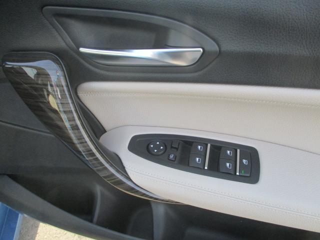 118i ファッショニスタ 本革シート バックモニター HDDナビ ETC シートヒーター(14枚目)