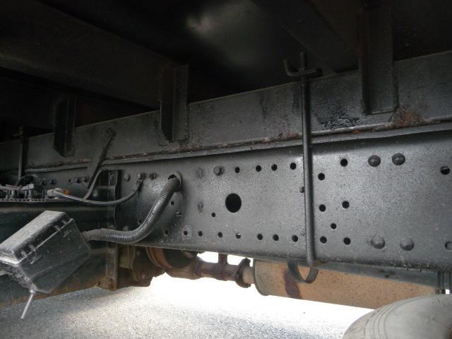 三菱ふそう キャンター 2tワイドロング幌付き パワーゲート