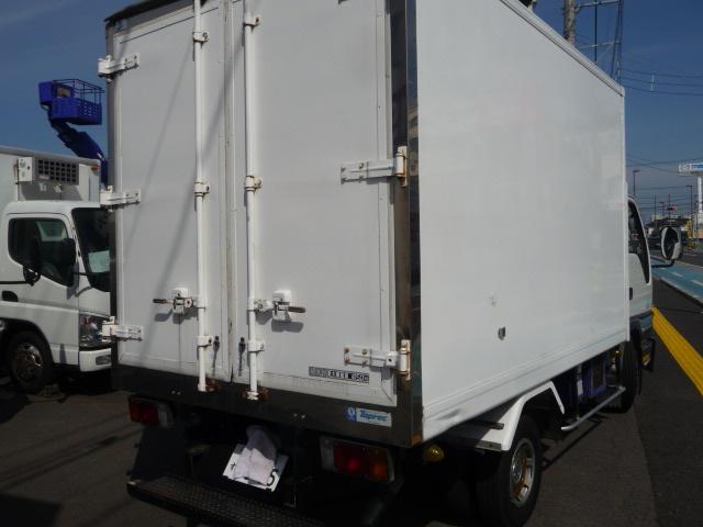 いすゞ エルフトラック 1.85トン中温冷凍車