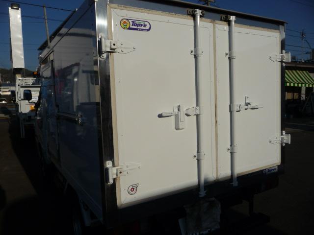 ボンゴ低温冷凍車デイーゼル800キロ(4枚目)