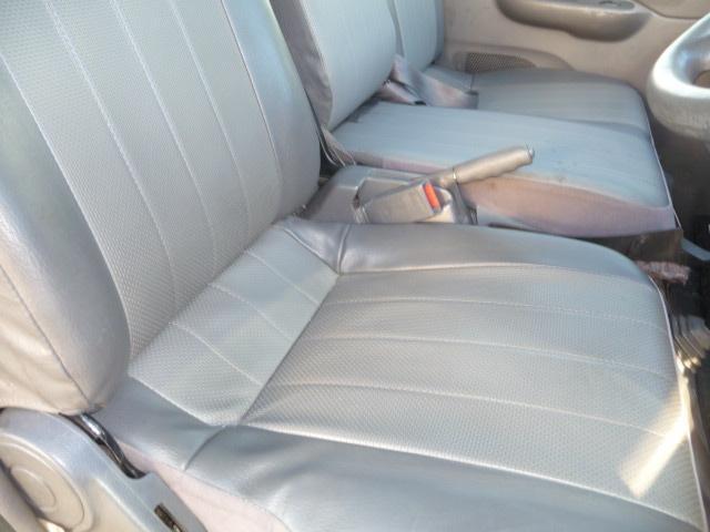 ボンゴ低温冷凍車デイーゼル800キロ(12枚目)