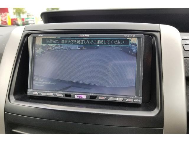 Si HDDナビ バックカメラ 両側パワースライドドア(9枚目)