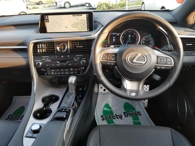 「レクサス」「RX」「SUV・クロカン」「愛媛県」の中古車7
