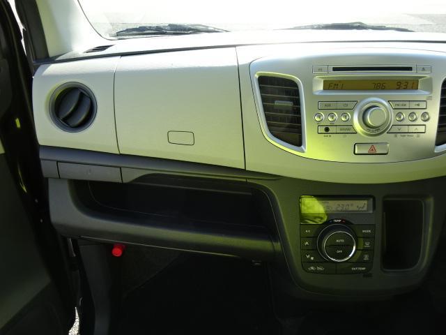 スズキ ワゴンR FX 5速ミッション フルオートエアコン シートヒーター