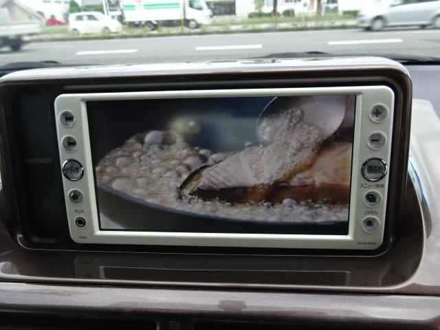 100G レザーPKプラス スマートキー ナビ バックカメラ(10枚目)