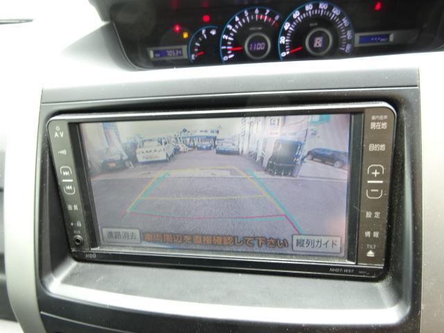 トヨタ ヴォクシー X L 両側PSドア ナビTV ルーフモニター バックカメラ
