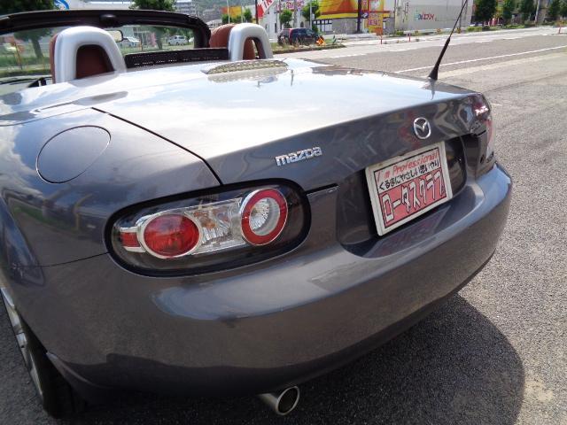 「マツダ」「ロードスター」「オープンカー」「香川県」の中古車44