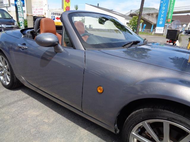 「マツダ」「ロードスター」「オープンカー」「香川県」の中古車52