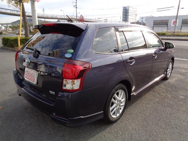 「トヨタ」「カローラフィールダー」「ステーションワゴン」「香川県」の中古車3