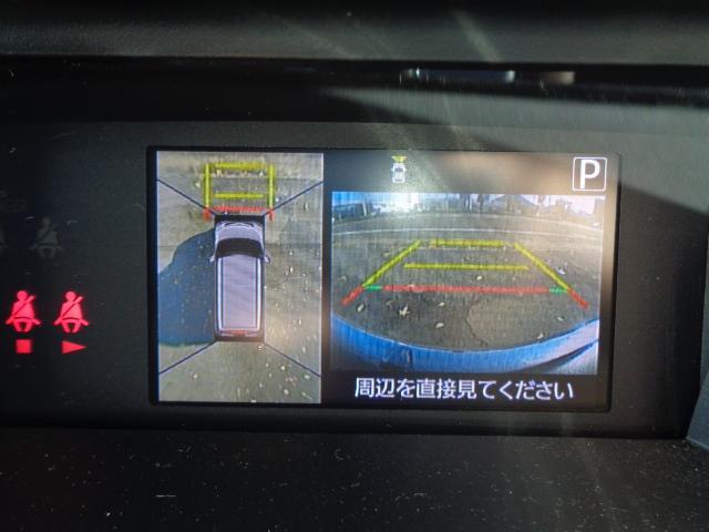 カスタムG リミテッド SAIII 全方位モニター 被害軽減装置 FRコーナーセンサー 前席シートヒーター オートLEDヘッドライト フォグランプ LEDデイライト 純正アルミ ロールサンシェード シートバックテーブル(7枚目)