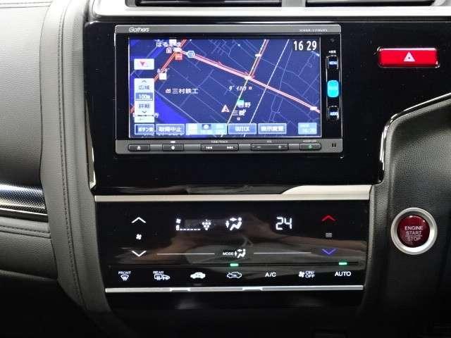 ホンダ フィット RS Mナビ Rカメラ ETC フルセグTV DVD LED