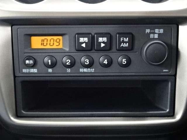 ホンダ アクティバン SDX AM・FMラジオ キーレスエントリー パワステ