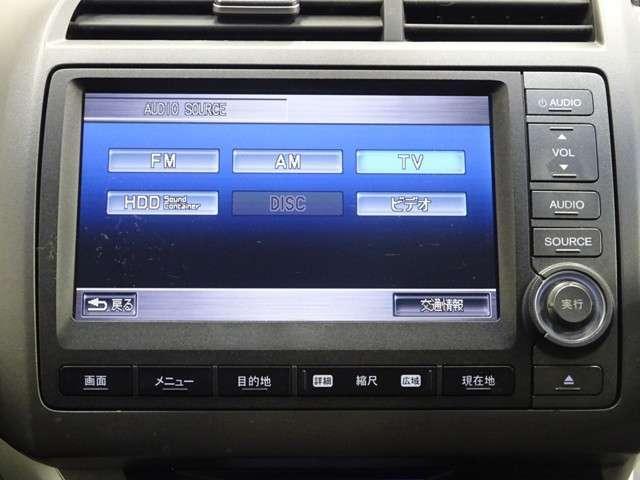 RSZ HDDナビパッケージ ナビ HIDヘッドライト ET(2枚目)